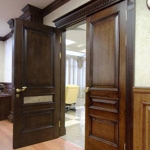 Двойные межкомнатные двери: цены, материалы