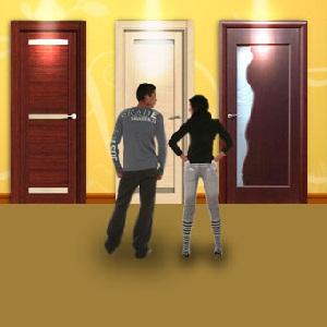 Как правильно выбрать межкомнатные двери: поверхность