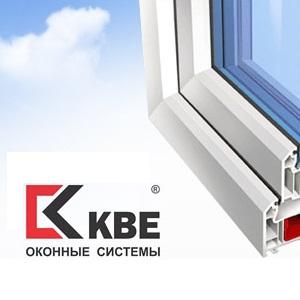 Лучшие фирмы пластиковых окон: KBE