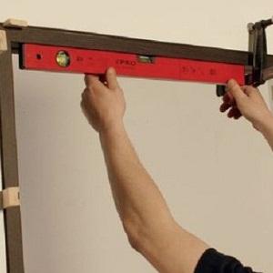 Самостоятельная установка межкомнатных дверей: измерения