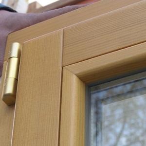 Установка деревянных окон своими руками: углы
