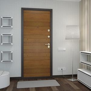 Как установить входную дверь самому