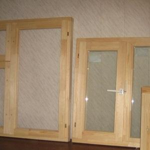 Какие деревянные окна лучше